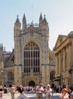 Bath Abbey and