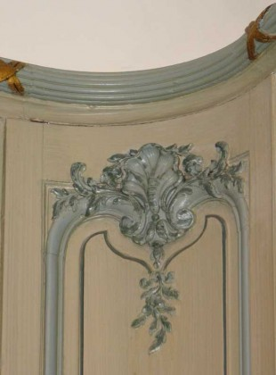 Boucher Room Cornice