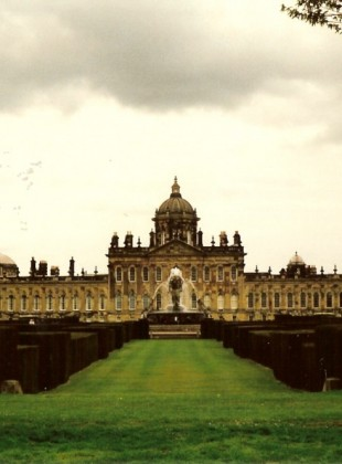 Noble repose at Castle Howard by Sir John Vanbrugh, 1699